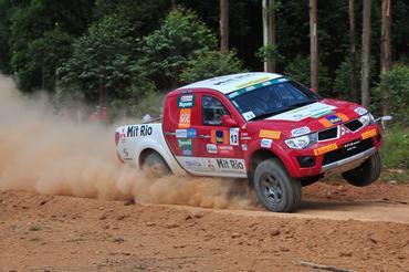 169abd20b95ee O piloto Marcelo Mendes, da equipe Mit Rio Lobo Guará, está confirmado para  a última etapa do Campeonato Brasileiro de Rally Cross Country